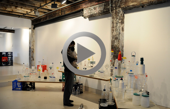 WATCH Tracey Clement construct 'Plastic City', 7 days compressed into 8 minutes, 2012.