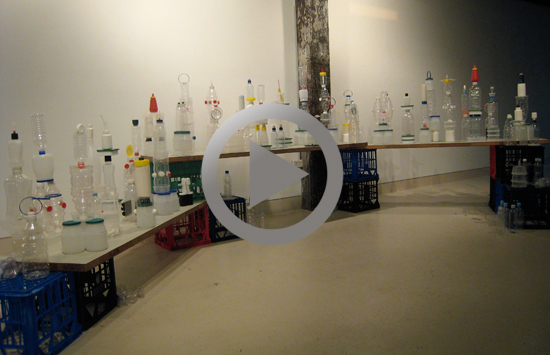 WATCH 'Plastic City' appear in 25 seconds, 2012.