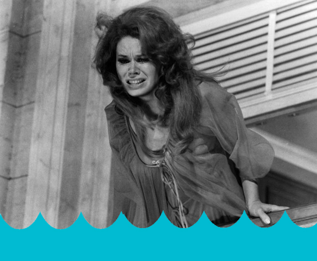Beatrice, as we find her in the novel, reads like a character custom built to be played by Karen Black in her 1970s prime.